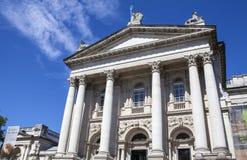 Tate Britain in London lizenzfreies stockfoto
