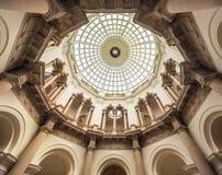 Tate Britain in London, hdr lizenzfreie stockfotografie