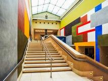 Tate Britain in London (hdr) lizenzfreie stockbilder