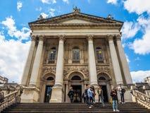 Tate Britain in London (hdr). LONDON, UK - CIRCA JUNE 2017: Tate Britain art gallery (high dynamic range Royalty Free Stock Image