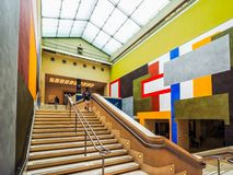 Tate Brytania w Londyn (hdr) zdjęcia royalty free