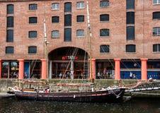 Tate galeria, Liverpool Zdjęcia Royalty Free