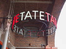 Tate Liverpool in Liverpool Stock Image