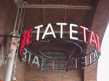 Tate Liverpool in Liverpool Royalty Free Stock Image