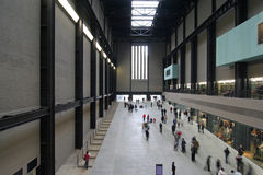 Tate Modern Royalty Free Stock Photo
