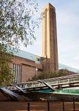 Tate Modern Stock Foto's