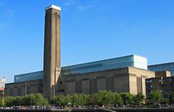 Tate Modern royalty free stock images