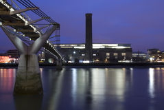 Tate Modern Lizenzfreies Stockfoto