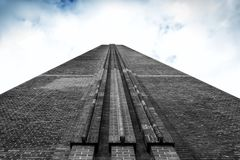 Tate Modern Art Gallery in London Royalty Free Stock Image