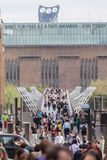 Tate Modern Art Gallery London Stock Photos