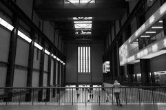Tate Modern de londres royalty free stock images