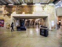 Tate Modern en Londres (hdr) fotografía de archivo libre de regalías