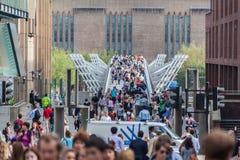 Tate Modern galeria sztuki Londyn Zdjęcia Royalty Free