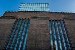 Tate Modern gallery royalty free stock photos