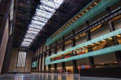 Tate Modern i London arkivbild