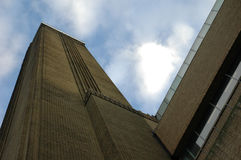 Tate Modern London Royalty Free Stock Photography