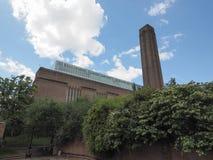 Tate Modern in London stockfotografie