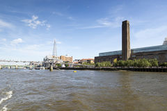 Tate Modern, London Royalty Free Stock Images