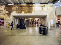 Tate Modern in London (hdr) lizenzfreie stockfotografie