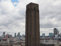 Tate Modern in London Royalty Free Stock Photography