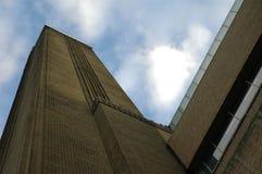 Tate Modern Londres Fotografia de Stock Royalty Free
