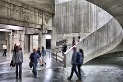 Tate Modern Reino Unido fotos de archivo
