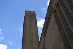 Tate Modern Skyline Lizenzfreie Stockfotos