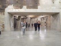 Tate Modern Tanks a Londra immagini stock libere da diritti