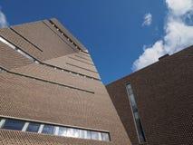 Tate Modern Tavatnik Building in London Stock Photos