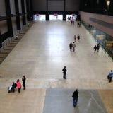 Tate Modern Turbine Hall Stock Photography