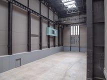 Tate Modern Turbine Hall in London Royalty Free Stock Photo