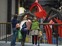 Tate Modern Turbine Hall in London Stock Photo