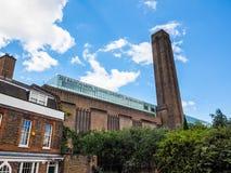 Tate Modern w Londyn, hdr zdjęcia royalty free
