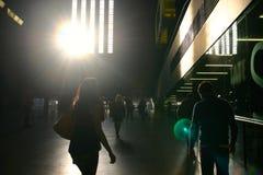 Tate museum Arkivfoto