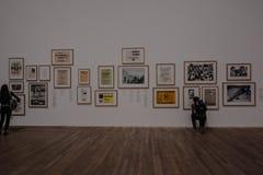 Tate nowożytni obrazki zdjęcia stock