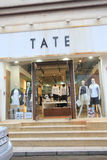 Tate shop in Jeju Stock Image