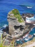 Tategami AIB en île de Yonaguni Photographie stock libre de droits