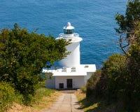 Tater du Lighthouse Κορνουάλλη Στοκ Εικόνες