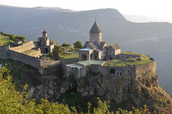 Tatev修道院 库存图片