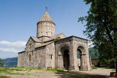 Tatev教会 库存图片