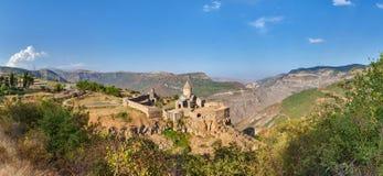Tatev in Armenien lizenzfreies stockfoto