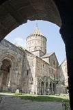 Tatev church stock photography