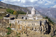 Tatev Royalty Free Stock Photo