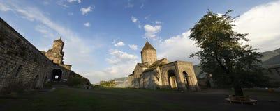 Tatev kloster royaltyfria foton