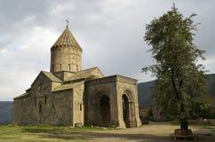 Tatev kloster Royaltyfri Bild