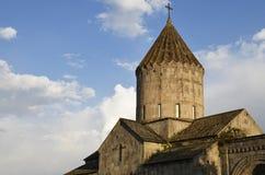 Tatev kloster Arkivfoton