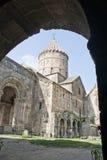 Tatev kyrka Arkivbild