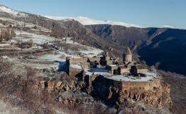 Tatev monaster Obrazy Stock