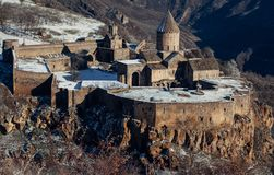 Tatev monaster fotografia royalty free