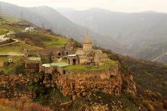 Tatev monaster Armenia Obrazy Stock